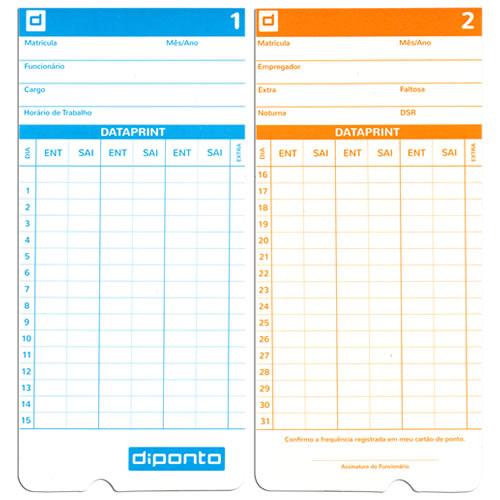 Cartão Ponto Dataprint