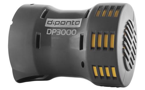 Sirene eletromecânica DP3000